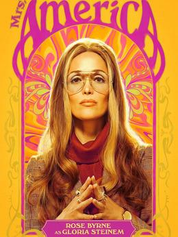 格洛丽亚·斯泰纳姆(Gloria Steinem)(萝丝·拜恩饰演)
